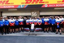Formel 1, Haas mit rührender Geste für verstorbenen Mitarbeiter