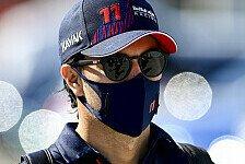 Formel 1, Perez sucht Vertrauen in Red Bull: Monaco muss sitzen
