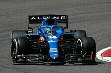 Formel 1, Alonso nur dank Bluff P5? Alpine mit anderem Ansatz
