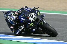 MotoGP-Test: Vinales holt Bestzeit, Quartararo lässt aus