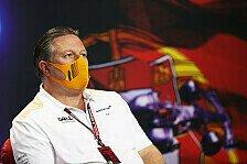 Zak Brown: Totale Kontrolle der Formel 1 und FIA vorstellbar