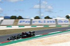 Formel 1 Portugal, Trainings-Analyse: Mercedes findet Schäden