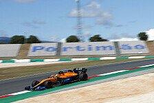Formel 1 Portugal, McLaren sieht neuen Gegner: Q3 nicht sicher