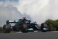 Formel 1 Portugal, Hamilton kritisiert Pirelli: Reifen zu hart