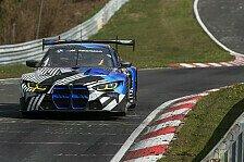 BMW M4 GT3 beim 24h-Rennen Nürburgring 2021 präsentiert