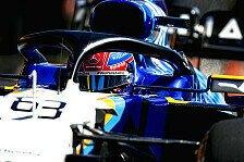 Russell plant Vettel-Attacke, Latifi flucht auf Mazepin