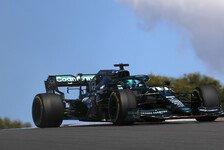 Formel 1 2021: Portugal GP - Freitag