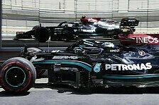 Mercedes-Fahrer Russells Teamkollegen? Wolff: Gibt keine Regeln