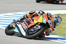 Moto2 Jerez: Remy Gardner entthront Pole-König Sam Lowes
