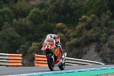Moto3 Jerez: Acosta siegt nach Chaos in der letzten Kurve