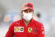 Formel 1, Sainz nach Ferrari-Pleite sauer: Kein sauberes Rennen