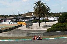 MotoGP - Marc Marquez glücklich: Weiterer Schritt nach vorne