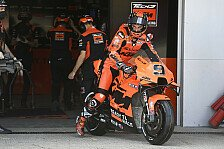 MotoGP: Danilo Petrucci nach Aus von KTM enttäuscht
