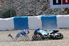 MotoGP-Fahrer in Sorge: Auslaufzonen in Jerez zu klein