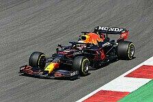 Verstappen genervt: Vettel im Weg, Pole weg, Grip Katastrophe