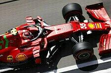 Formel 1, Sainz: Qualifying-Sieg gegen Leclerc nicht wichtig