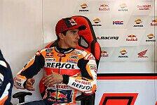 Marc Marquez: MotoGP-Start trotz Gehirnerschütterung?