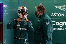 Sebastian Vettel verändert Aston Martin: Marathon-Briefings