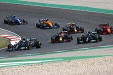 Formel 1 2021: Die heißesten Themen für die zweite Saisonhälfte