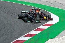 Formel 1, Hamilton vs. Verstappen: Wer ist aggressiver?