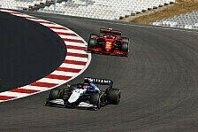 Formel 1, Russell durchgereicht: Schlechtestes Rennen seit 2019