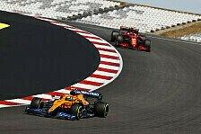 Formel 1 Baku, Sainz kontert Norris-Wette: McLaren vor Ferrari