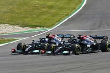 Formel 1 2021: Portugal GP - Rennen