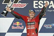 MotoGP - Miller-Party nach Jerez-Sieg: Werde 30 Bier trinken