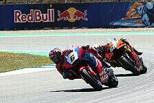 Stefan Bradl: So lief sein Wildcard-Comeback in Jerez