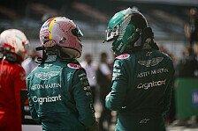 Formel 1 - Video: Formel 1, Vettel gegen Stroll: Duell mit verbundenen Augen