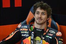 Remy Gardner steht vor MotoGP-Aufstieg mit KTM 2022