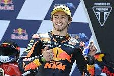 MotoGP-Aufstieg: Remy Gardner fährt 2022 bei Tech3-KTM