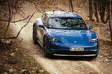 Taycan Cross Turismo: Der Porsche für Offroad und Familie