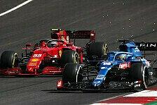 Formel 1, Alpine: Anschluss an McLaren und Ferrari geschafft?