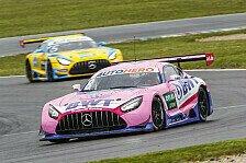 DTM, Test Lausitzring: Mercedes-Bestzeit ohne Aussagekraft