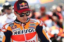 MotoGP - Marc Marquez stellt klar: Rennsiege oder Karriereende