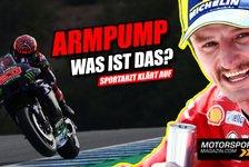 MotoGP - Video: Armpump: Die MotoGP-Volkskrankheit erklärt vom Sportarzt