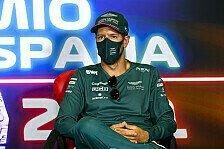 Sebastian Vettel in Barcelona: Dank Update viel besser?