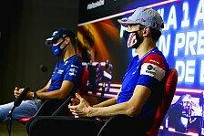 Esteban Ocon: Lebt die Chance auf Mercedes' Formel-1-Cockpit?
