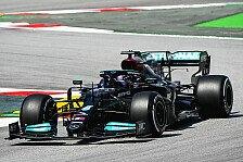 Formel 1 - Spanien: Wolff feiert Mercedes-Dominanz im Training