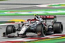 Formel 1, Doppel-Drama für Giovinazzi: Plattfuß & Delta falsch