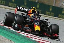 Sergio Perez: Fahrstil funktioniert bei Red Bull nicht