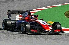 Formel 3, Frankreich: Doohan gewinnt Regenrennen