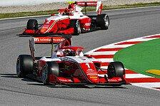 Formel 3, Frankreich: Erster F3-Sieg für Arthur Leclerc