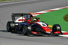 Formel 3: David Schumacher verpasst Punkte beim Auftaktrennen