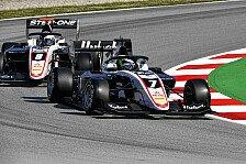 Formel 3 2021: Spanien GP - Rennen 1-3