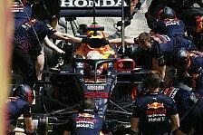 Formel 1, Red Bull klärt Boxenstopp-Panne: Neue Regeln schuld