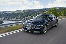 Genesis: Neue Luxusautomarke startet auf europäischem Markt