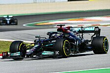 Formel 1 2021: Spanien GP - Freitag