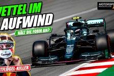Formel 1 - Video: Formel 1, Hält Vettels Aufwärtstrend diesmal an?
